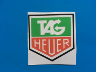 TAG HEUER sticker/decal x2